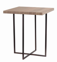 Kenroy Home 65022SBRZ - Cronin Accent Table
