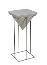 Kenroy Home 65079CONLG - Concrete Stand Large