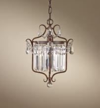 Feiss F2473/1MBZ - 1 - Light Mini Duo Chandelier