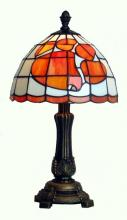 College Lamps and Accessories CLEM400 - Clemson Accent Lamp
