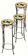 College Lamps and Accessories GATECH920 - Georgia Tech University Nesting Tables