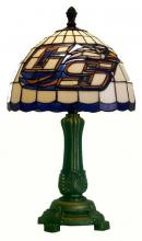 College Lamps and Accessories GSU400 - Georgia Southern Accent Lamp