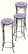 College Lamps and Accessories NCCH920 - North Carolina Nesting Tables