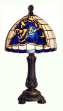 College Lamps and Accessories PITT400 - Pittsburgh Accent Lamp
