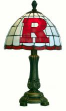 College Lamps and Accessories RUT400 - Rutgers Accent Lamp